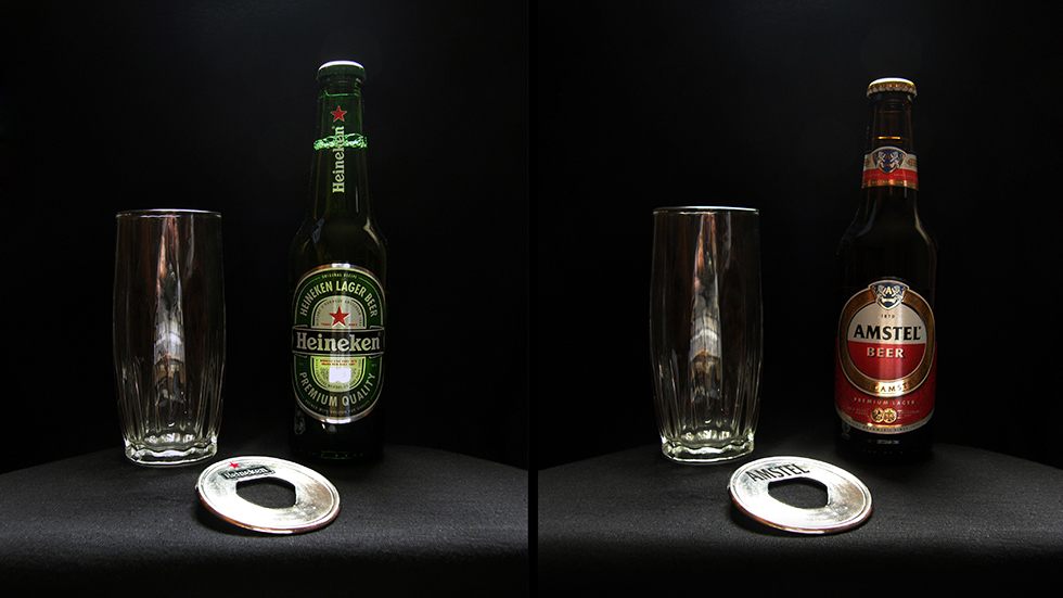 O bottle opener designed by Darko Nikolić